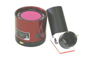 Lunt 60mm Ha Etalon-Filter-System with B1800 blocking filter for 2'' focuser